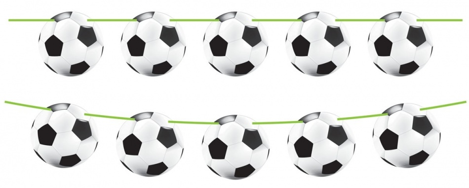 Folat Vlaggenlijn Soccer Party 10 Meter