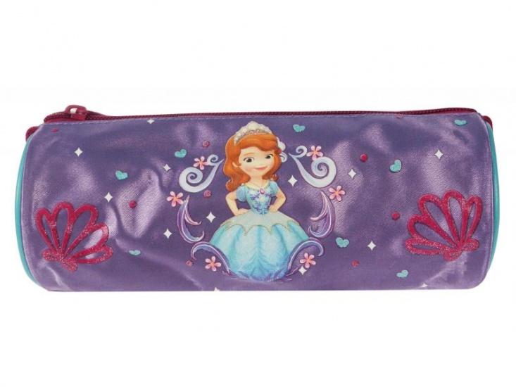 Disney Sofia etui parels 7 x 20 x 7 cm paars