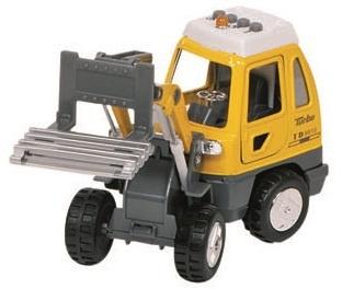 Goki Metalen Werkvoertuig: Palletwagen