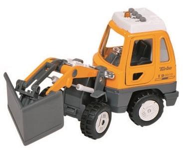 Goki Metalen Werkvoertuig: Schuifwagen