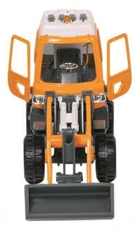 Goki Metalen Werkvoertuig: Shovel
