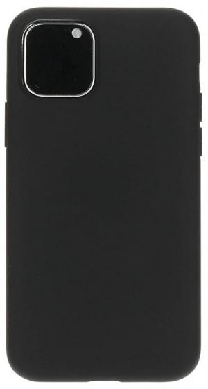 SoSkild telefoonhoes iPhone 11 Pro siliconen zwart