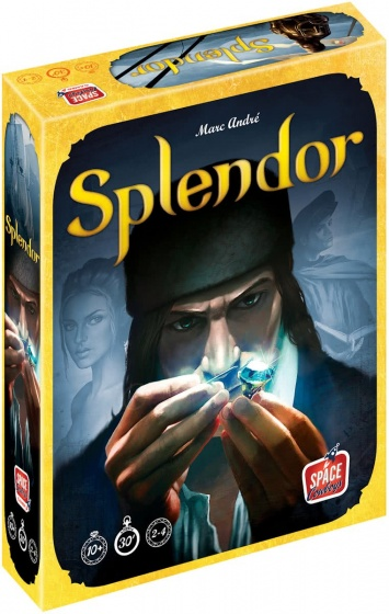 Space Cowboys bordspel Splendor (NL)