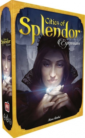 Space Cowboys uitbreiding Splendor Cities of Splendor