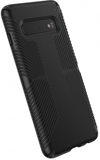 Speck telefoonhoes Presidio Grip Samsung Galaxy S10e zwart