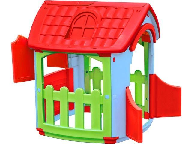 Speelgoed - Klik Manie :: Little Tikes Speelhuis Schuurtje - KM