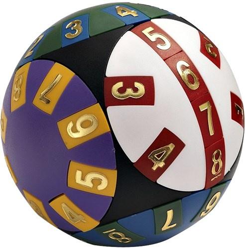 WisdomBall 3D puzzelbal Medium junior 9 cm
