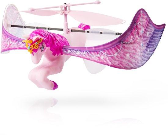 Spin Master Flying Fairy eenhoorn kunststof roze 20 cm