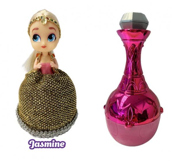 Splash Toys G�nie Suprise Jasmine 20 cm lichtpaars