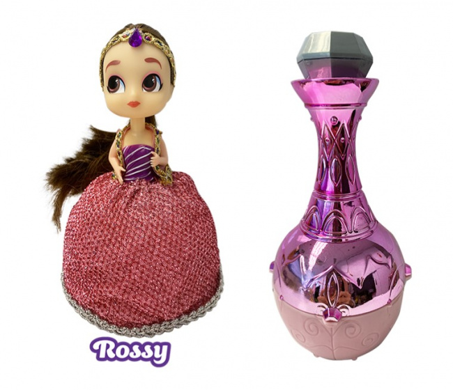 Splash Toys G�nie Suprise Rossy 20 cm roze