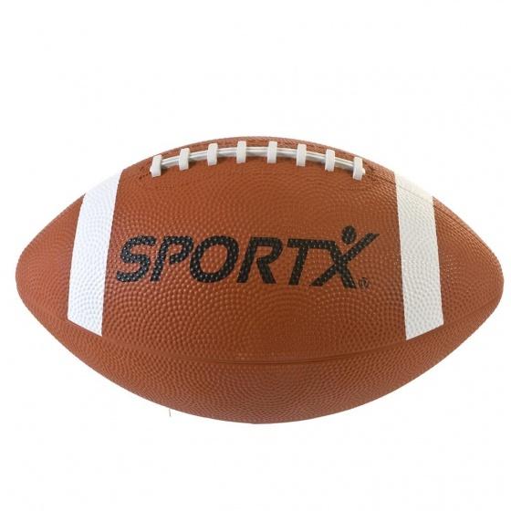 SportX rugby rubber 400 gram rubber bruin kopen
