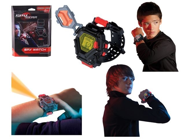 Spy Gear Ultimate Spy Watch