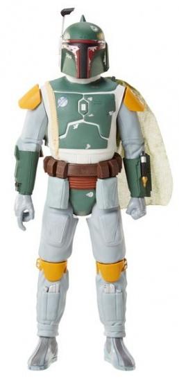 Star Wars Boba Fett actiefiguur 45cm