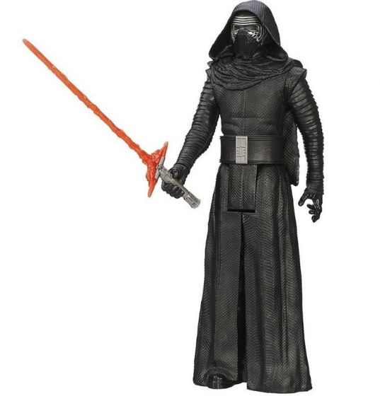 Disney The Last Jedi actiefiguur Kylo Ren 30 cm zwart