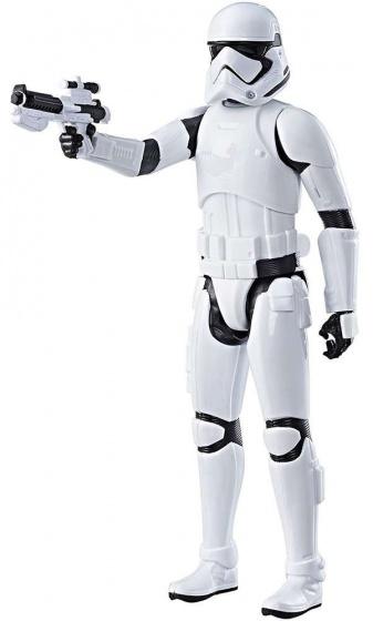 Disney The Last Jedi actiefiguur Storm Trooper 30 cm wit