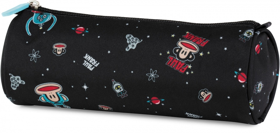 Stationery Team etui Paul Frank zwart 23 x 8 x 8 cm