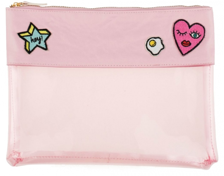 Stationery Team make up bag Fashionista 20 x 25 cm kopen