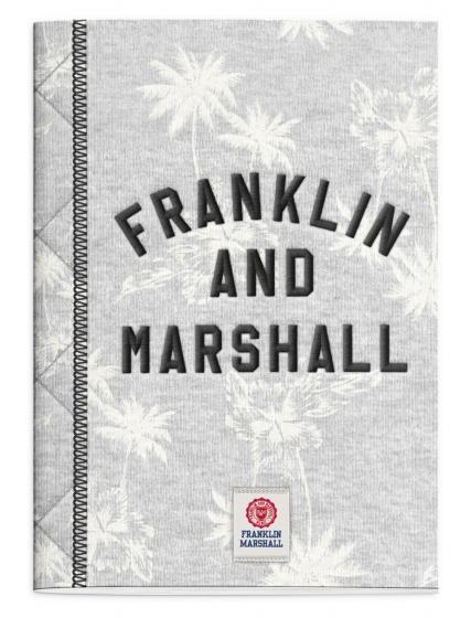 Stationery Team schrift Franklin M. A4 geruit kopen