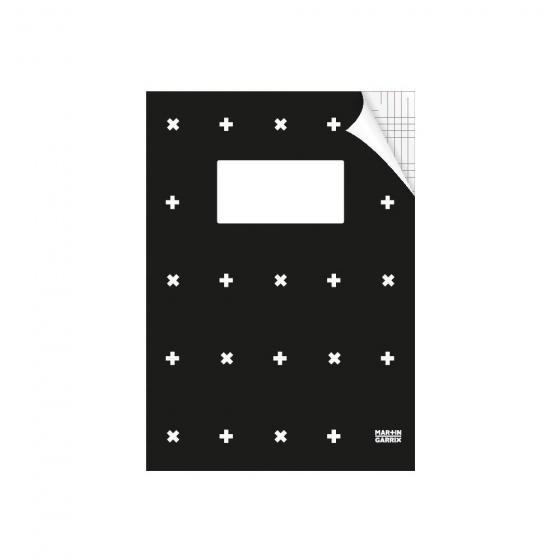Stationery Team Schrift Martin Garrix A4 geruit kopen