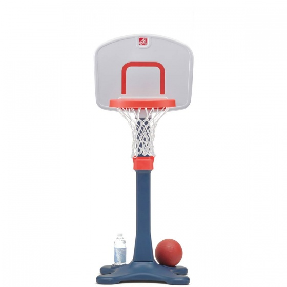 Step2 Shootin Hoops Junior Basketball Set 122 cm blauw