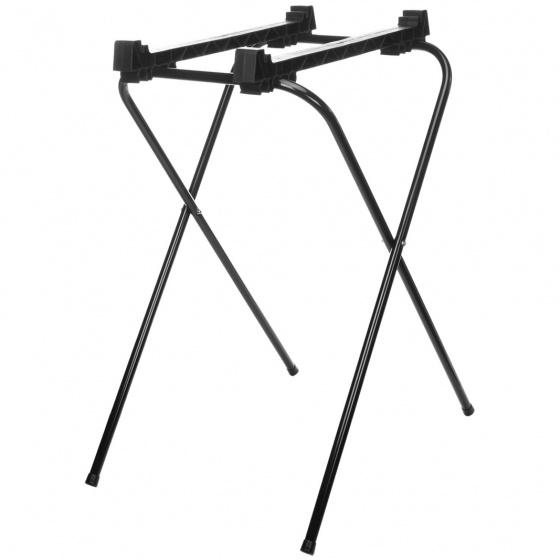 Stiga standaard voor tafelspellen zwart