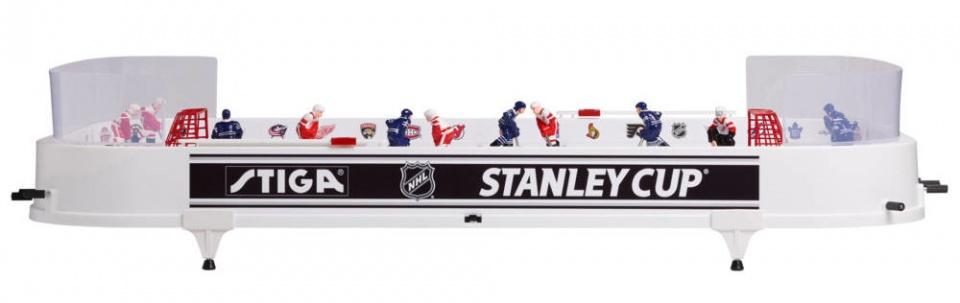 Stiga Stanley Cup ijshockeytafel 88,5 cm wit