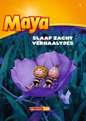 Studio 100 Leesboek Maya slaap zacht verhaaltjes