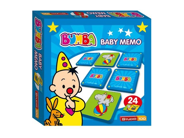 Studio 100 Bumba Baby Memo