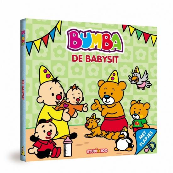 Studio 100 Bumba babyboekje: De babysit
