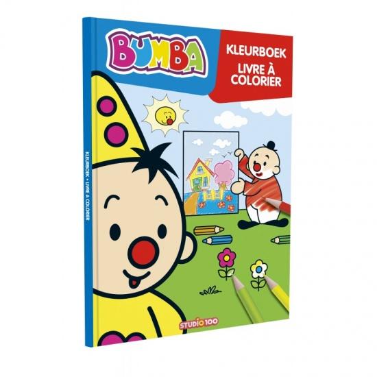 Studio 100 Bumba kleurboek