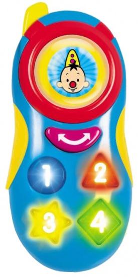 Studio 100 Bumba telefoon 20,5 x 14,5 cm blauw