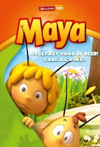 Studio 100 DVD Maya: Opgepast Voor De Beer