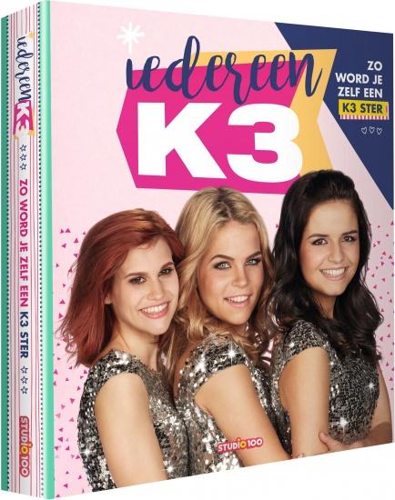 Studio 100 Fotoboek K3: Iedereen K3 meisjes