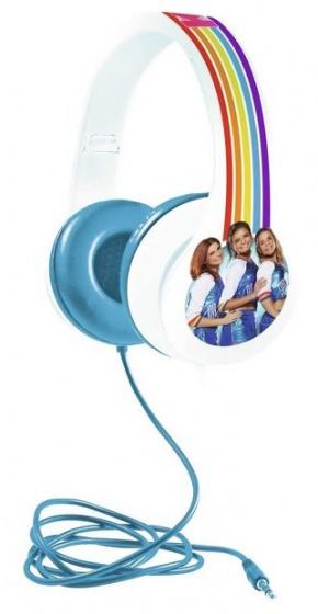 Studio 100 koptelefoon K3 roze wit/blauw kopen