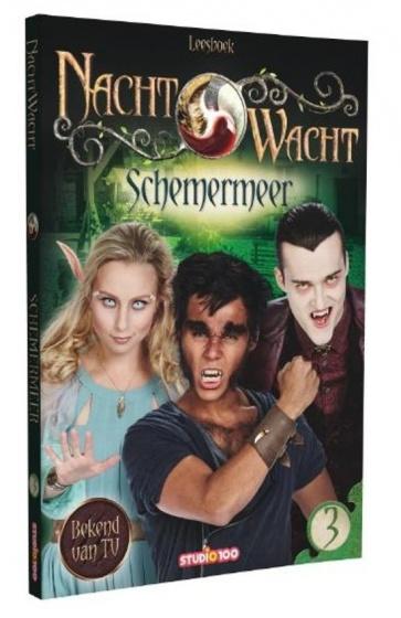 Studio 100 leesboek Nachtwacht Schemermeer