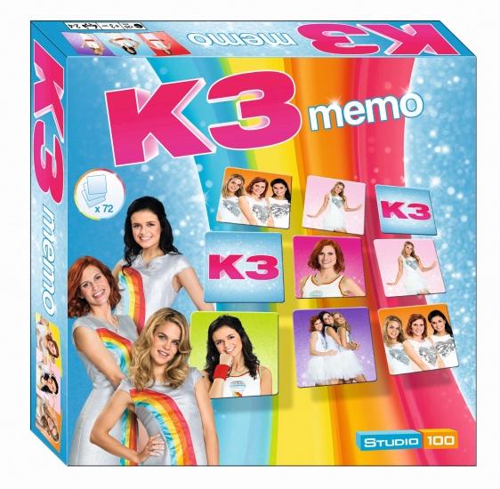 Studio 100 Memory K3