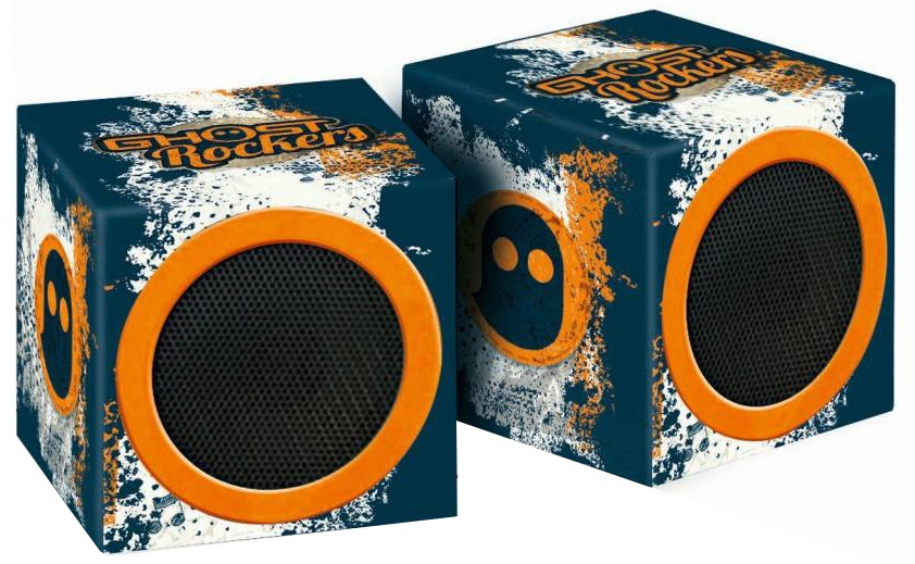 Studio 100 speakers Ghost Rockers