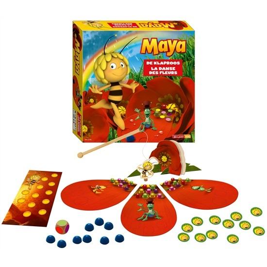 Studio 100 Spel Maya Klaproos
