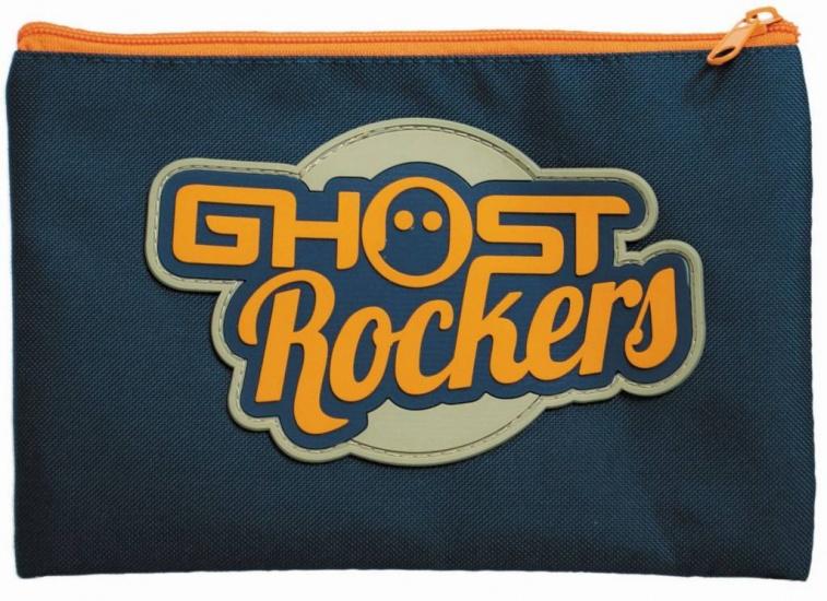 Studio 100 toilettas Ghost Rockers blauw 22 x 15 cm