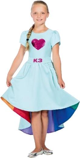 K3 love cruise jurk (3-5 jaar)