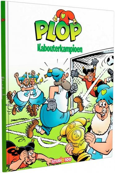 Studio 100 voorleesboek Kabouter Plop Kabouterkampioen junior
