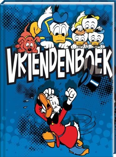 Studio 100 Vriendenboek Donald Duck
