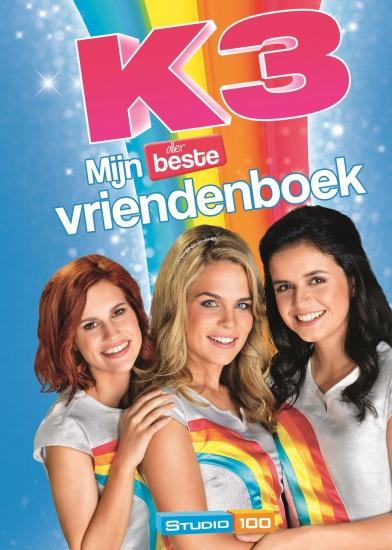 Studio 100 Vriendenboek K3