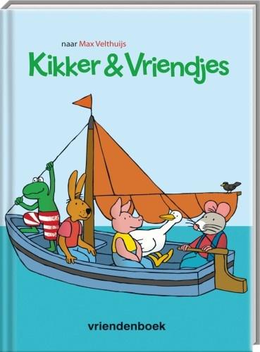 Studio 100 Vriendenboek Kikker