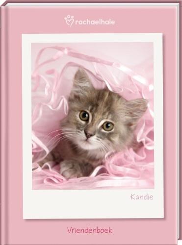 Rachaelhale Vriendenboek Kandie
