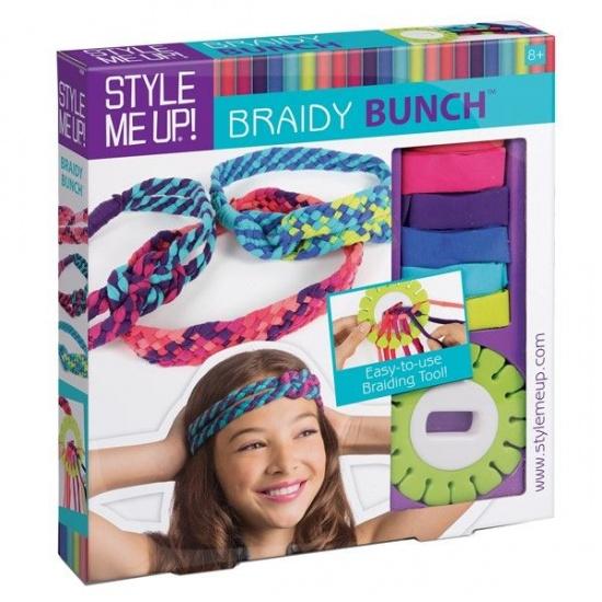 Style Me Up! Braidy bunch hoofdbanden maken