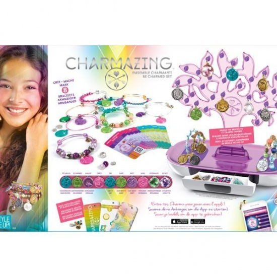 Style Me Up! Charmazing BE Charmed Set
