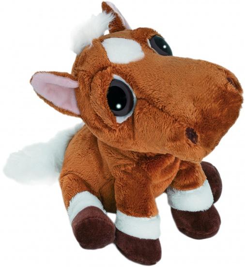 Suki Lil Peepers Paard Nutmeg 15cm