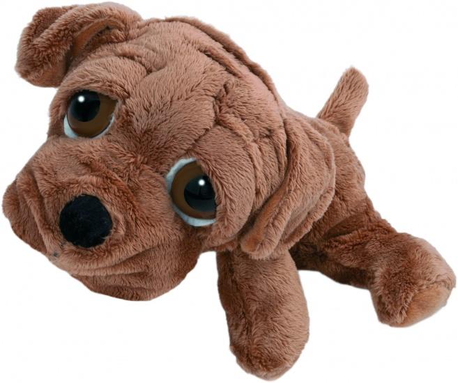Suki Knuffelhond Lil Peepers Sharpei Hutch 12 cm