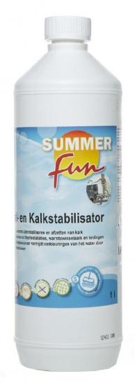 Summer fun Metaal en Kalkstabilisator 1 liter